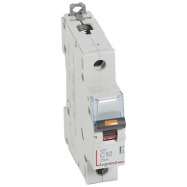 Interruptor Magnetotérmico Dx3 25Ka Curva C Unipolar  Legrand