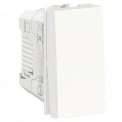 "Interruptor Orion 9/12"" 16A 250V 1 Modulo - Blanco"