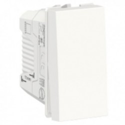 Interruptor Orion 9/24 16A 250V 1 Modulo - Blanco