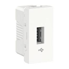 Conector De Datos Usb 2.0 Orion 1 Modulo - Blanco