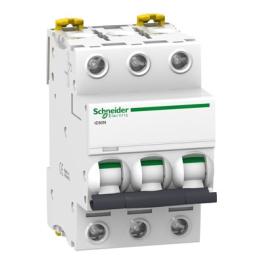 Interruptor Automatico 3P 4A C 15Ka C60H