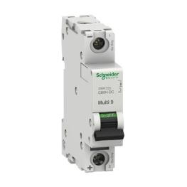 Interruptor Automatico 2P 50A C 12/250Vcc C60H Dc