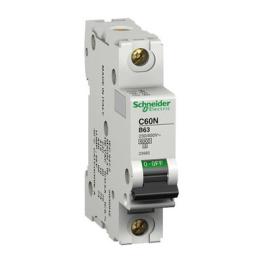 Interruptor Automatico 1P 3A C 15Ka C60H