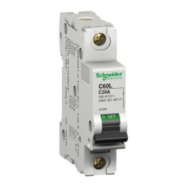 Interruptor Automatico 1P 32A C 20Ka C60L