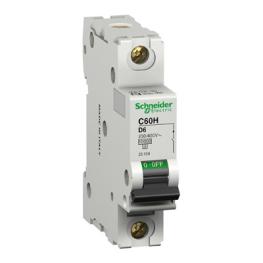 Interruptor Automatico 1P 16A D 15Ka C60H