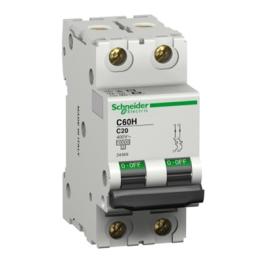 Interruptor Automatico 2P 32A B 15Ka C60H