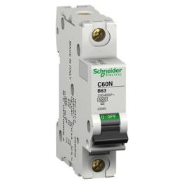 Interruptor Automatico 1P 6A C 10Ka C60N