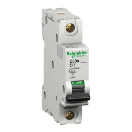 Interruptor Automatico 1P 63A C 10Ka C60N