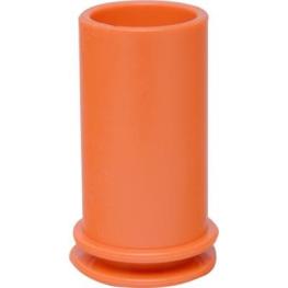 "Salida De Caja Pvc Naranja 20Mm 1/2"" Naranjo"