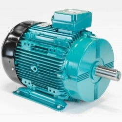 Motor 0.75Hp 220/380Vac 1500Rpm 50Hz 0.55Kw 4P IE2