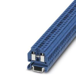 Borne Estandar 1.54mm Azul  Mini Borne