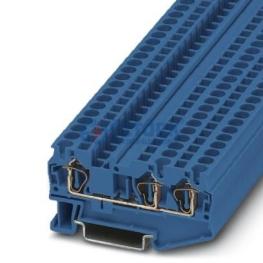 Borne Libre Mantencion 4mm Azul  Twin
