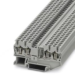 Borne Libre Mantencion 5,2mm Gris Derecha-Izquierda 08-2,5mm