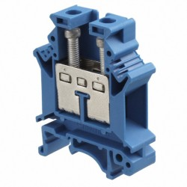 Borne Neutro 16mm Azul Conexion Tornillo Uk 16N Bu