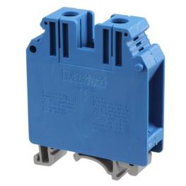 Borne Neutro 35mm Azul Conexion Tornillo Uk 35N Bu  Ex.36658