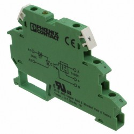 Borne Optoacoplador De Potencia In-Out 24Vdc
