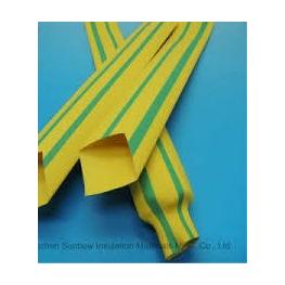 Marca Termocontraible para Cable 1,6-4,8mm Color Amarillo Wms 4,8 (15x9)R Ye