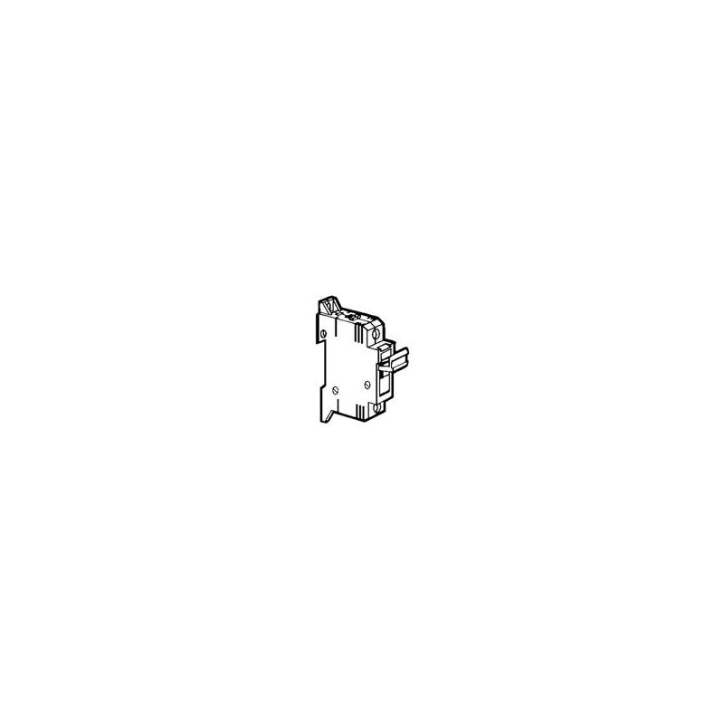 Portafusible Secionable Sp 38 Unipolar Con Indicador De Fusión. Legrand