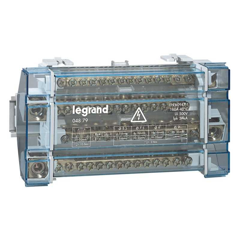 Repartidor 160A Tetrapolar Legrand