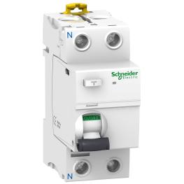 Interruptor diferencial iIDSI 2P  25A 30mA clase A Schneider