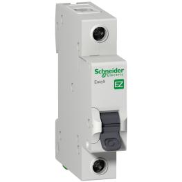 Interruptor termomagnetico Easy9 1P 10A  Schneider