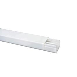 Canaleta 40 x 25mm tabique interno retenedor de cable tira 2m  Dexson (Tapa incluida)