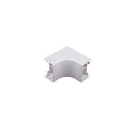 Angulo interno para canaleta de 40 x 25mm Dexson  (Tapa incluida)