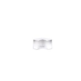 Angulo externo para canaleta de 13 x 7mm Dexson