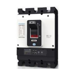 Interruptor Automático Regulable Elect. 3P 160-400A 380/415V 85kA C/Falla A Tierra -Lcd Display