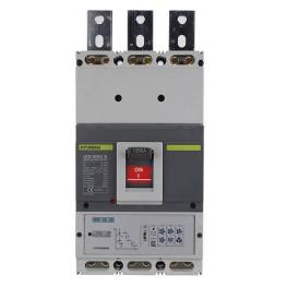 Interruptor Automático Regulable Elect. 3P 630-1250A 380/415V 100kA C/Falla A Tierra