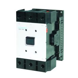 Contactor 3P 115A 80HP 60Kw 110-220Vac/Dc 2Na+2Nc