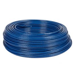 Cable Control Libre Halogeno 4 Mm Azul