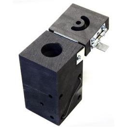 "Molde De Grafito Cable 2/0Awg - Pletina Cobre 1/4""X1"""