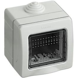 Caja 2 Modulos Magic/ Matix IP55
