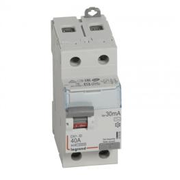 Interruptor Diferencial 2P 40A 30Ma Lex³ D