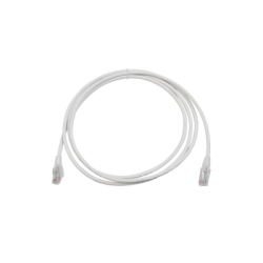 Patch Cord Cat6 2.1 Mts Blanco Bulk - Siemon