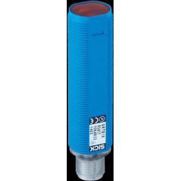 Sensor fotoeléctrico réflex M18, óptica axial
