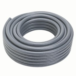 Conduit Flexible revestido PVC Metálico 25mm