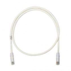 Patch Cord Cat6 0.9Mts (3Ft) Slim Blanco  Siemon
