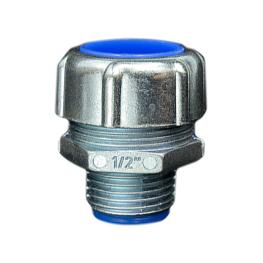 Conector Recto Metálico 20mm  Npt paraFlexible IEC
