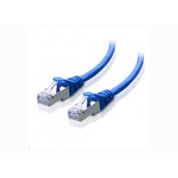 Patch Cord Blindado ( F/Utp) Cat6A 1.5Mts (5Ft) Z-Max Azul (Bulk) Siemon