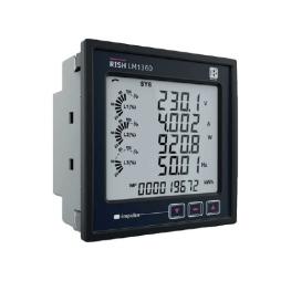Equipo de Medida Digital Lm1360 600Vll 300Vacdc + Datalogger+ Ethernet+Rtc
