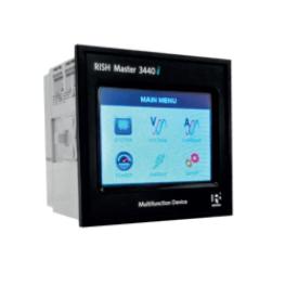 Equipo de Medida Digital Touch 3440 I/P100 A 600Vll 300Vacdc