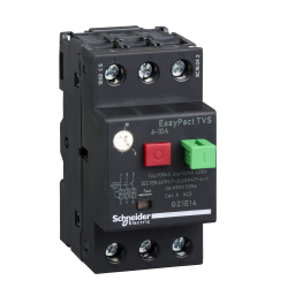 Guardamotor magnetotérmico EasyPact TVS 4 - 6.3A