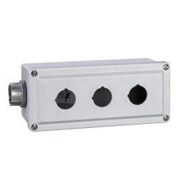 Caja Puls 3 Perf 30mm Aluminio Nema 4X