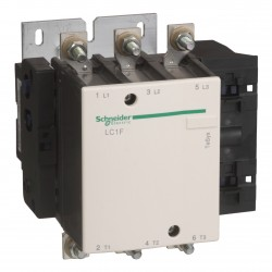 Contactor 3P 185A 125Hp 90 Kw 220Vac Lc1F185M7